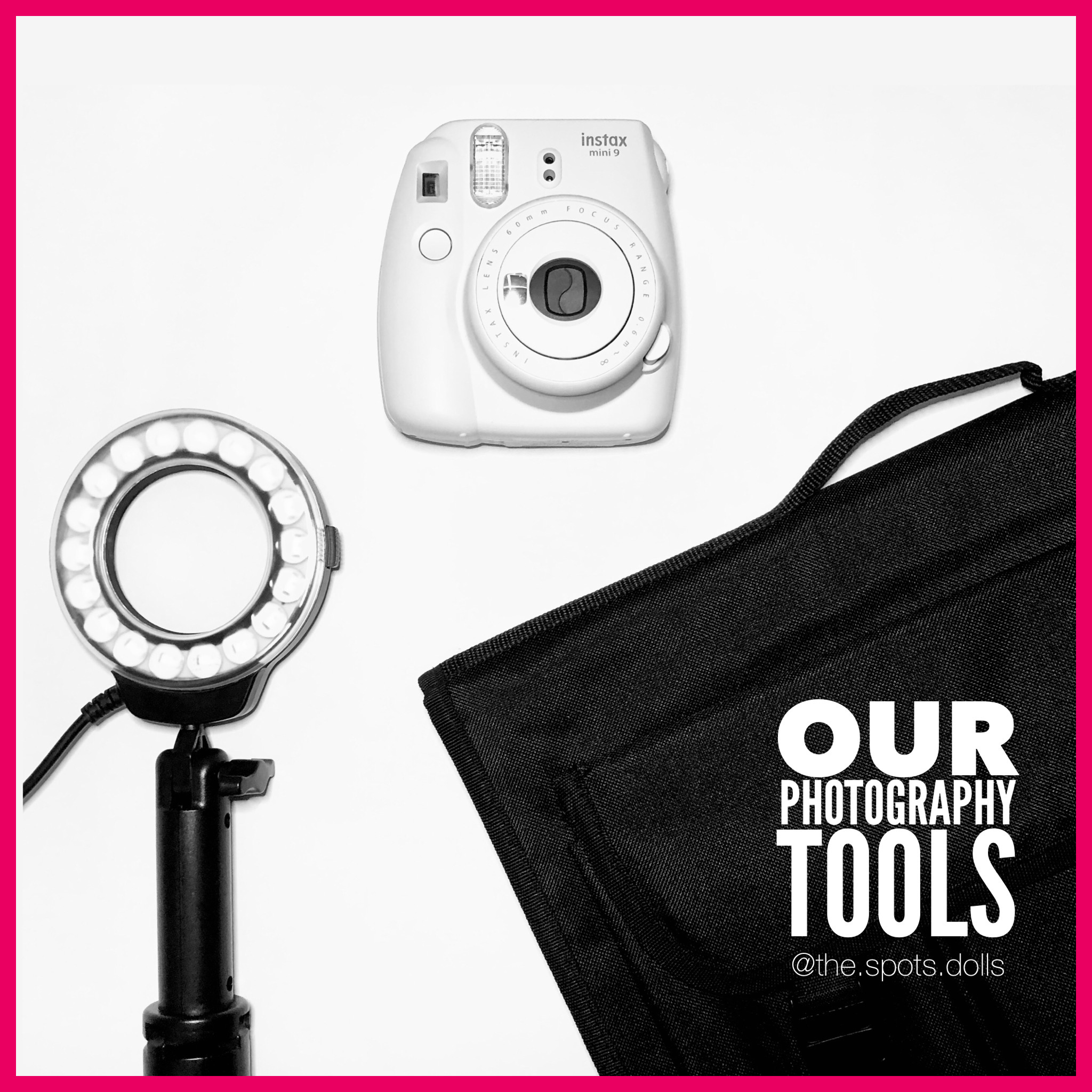 Our Photography Tools